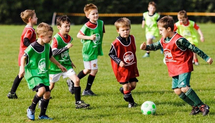 Mini Soccer Holiday Camp At Shavington Leisure Centre